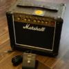 自宅で使えるチューブアンプ MARSHALL DSL1Cを購入